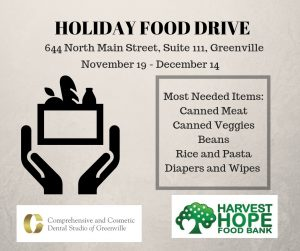 food drive, Harvest Hope