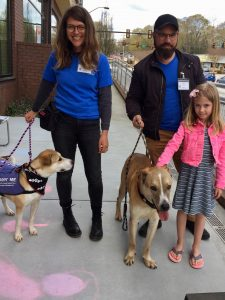 Greenville Animal Care, dogs, adoption, pet adoption, open house, smile